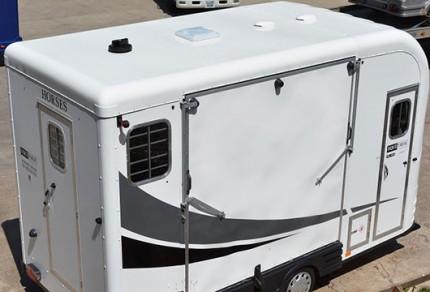 animal trailer ventilation