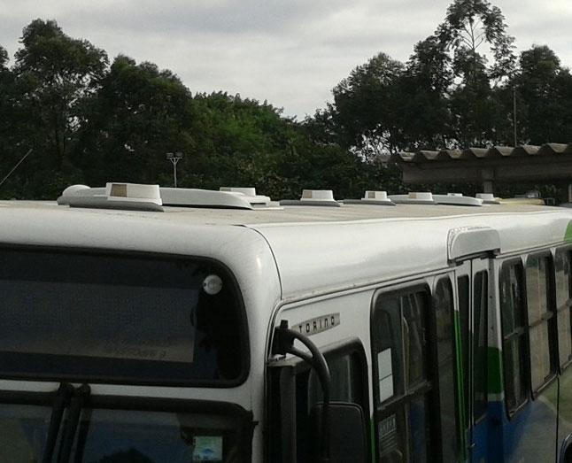 Bus And Coach Ventilation Flettner Ventilator